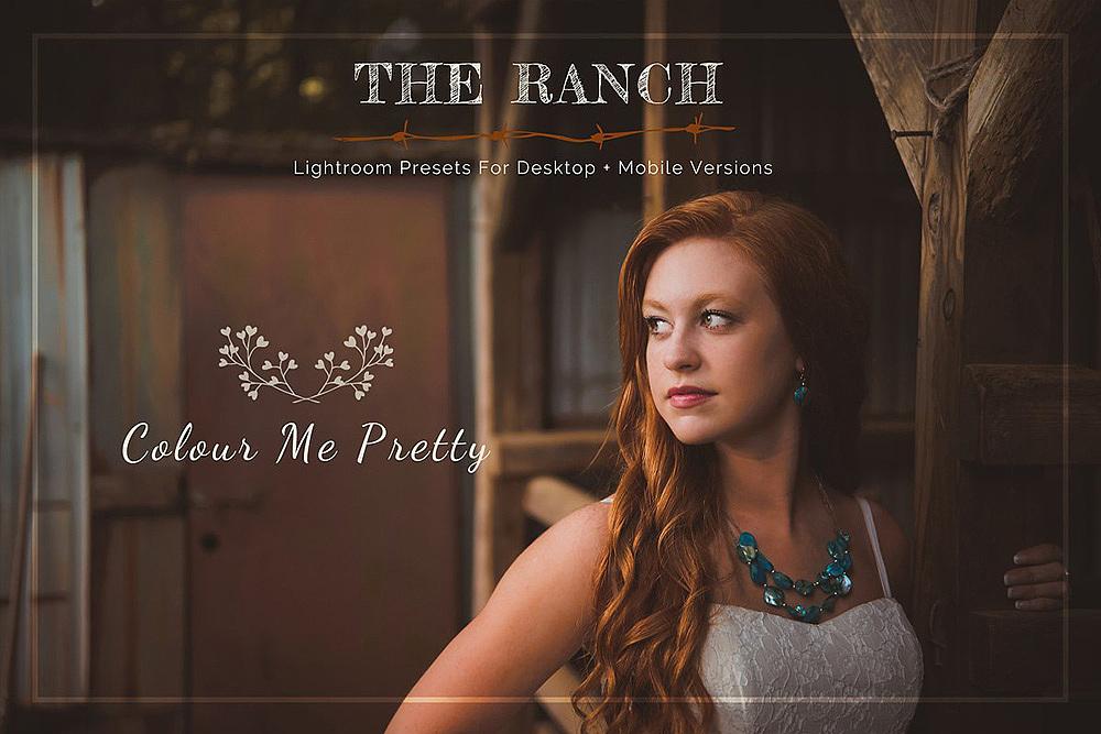 【P255】有机牧场旅拍电影色调LR预设 Ranch Presets Lightroom