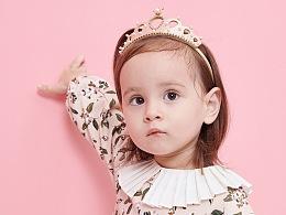 童装模特图拍摄背景创意