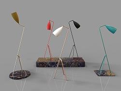 【Keyshot&Alias】灯具建模&渲染练习
