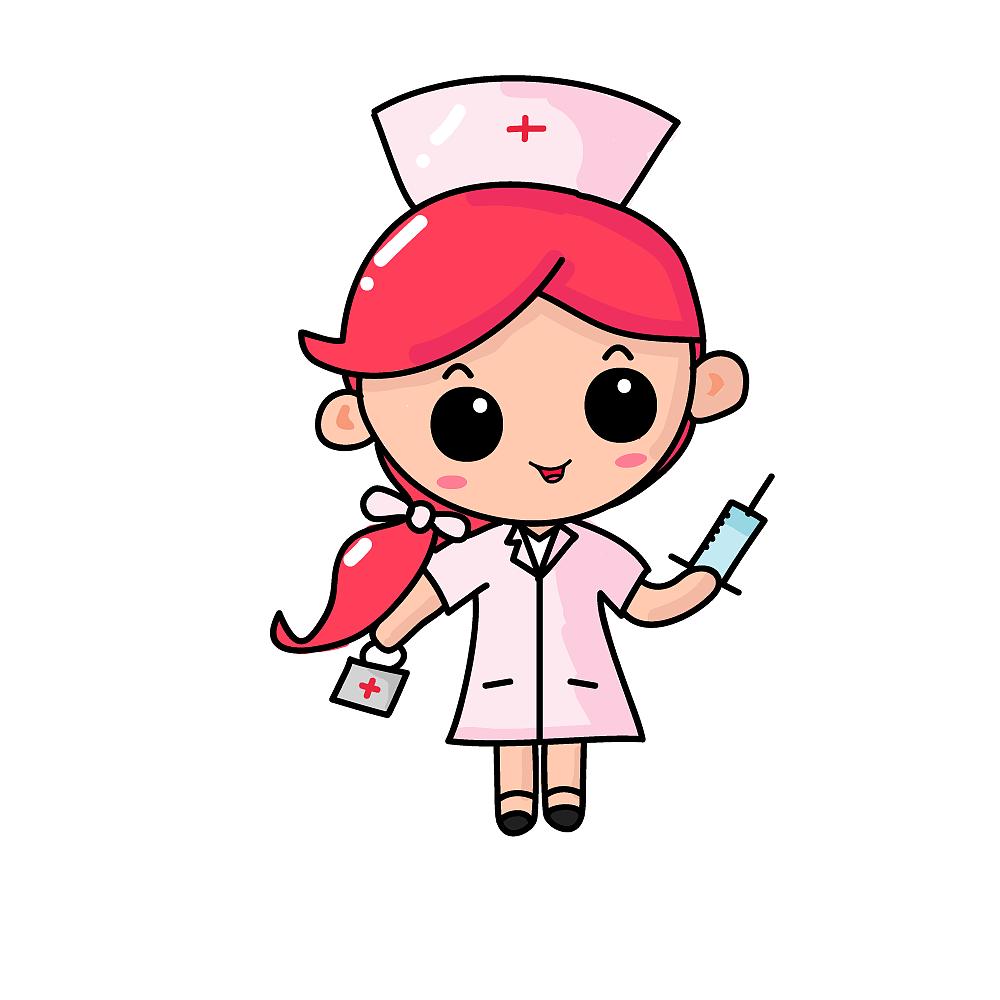 卡通人物(护士)