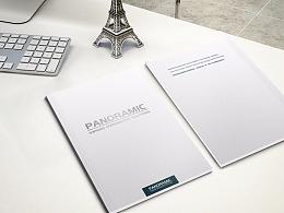 一希品牌设计-POCS物业管理公司画册宣传册设计