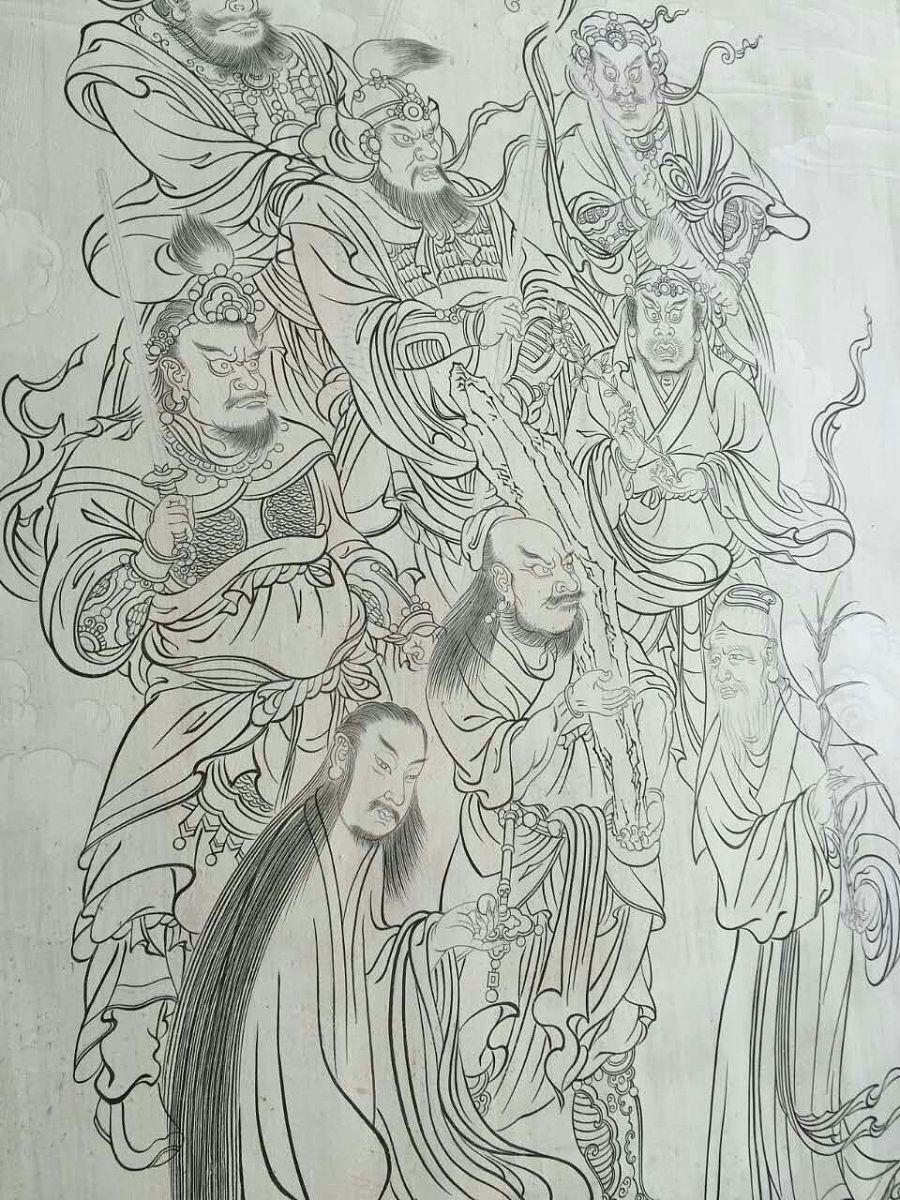 简笔画 手绘 线稿 900_1200 竖版 竖屏