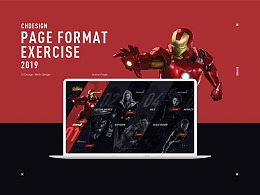 Page Formart Exercise/Web Design