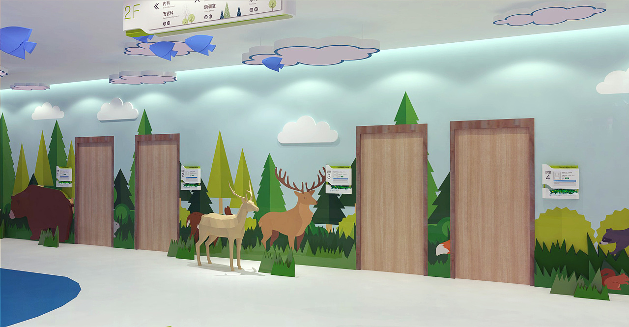 儿童医院设计
