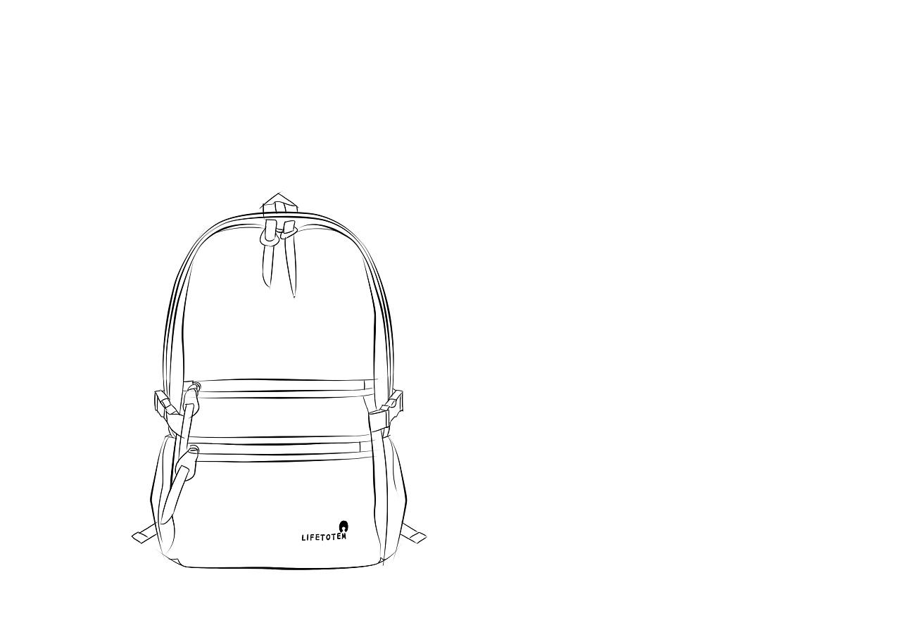 背包手绘创意视频