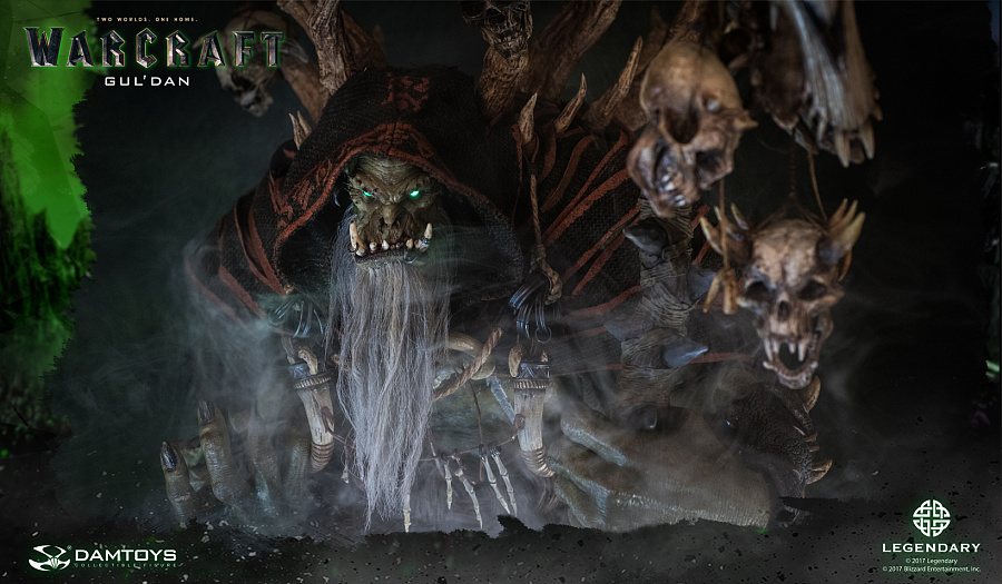查看《《魔兽》- 古尔丹 GUL'DAN  31寸精致雕像》原图,原图尺寸:1640x957