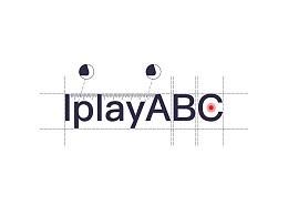IPLAYABC logo (设计稿)