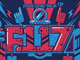 机械派对-F117