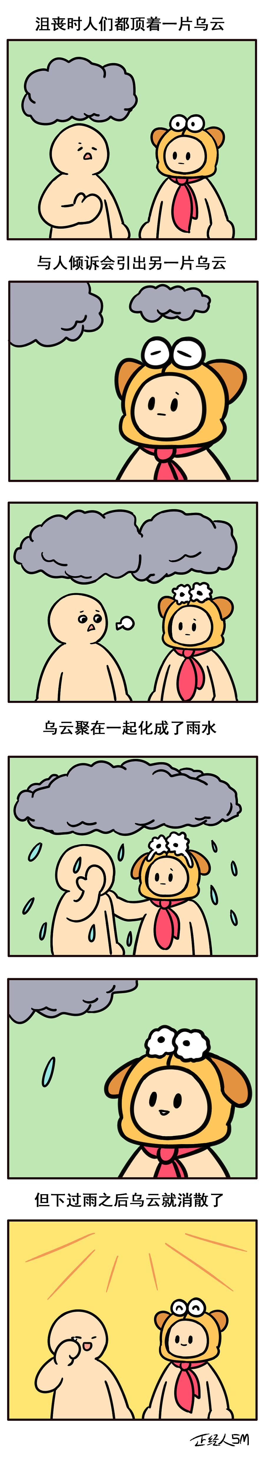 查看《【漫画×正经人】倾诉就像消消乐》原图,原图尺寸:1000x5504