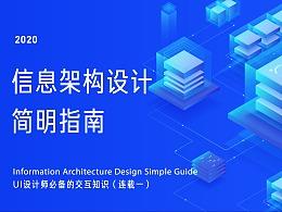 信息架构设计简明指南