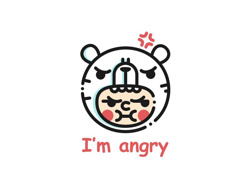 熊熊图片|插画习作|大全|Pandiozeze-说说设2015的qq表情带原创空间搞笑图片插画图片