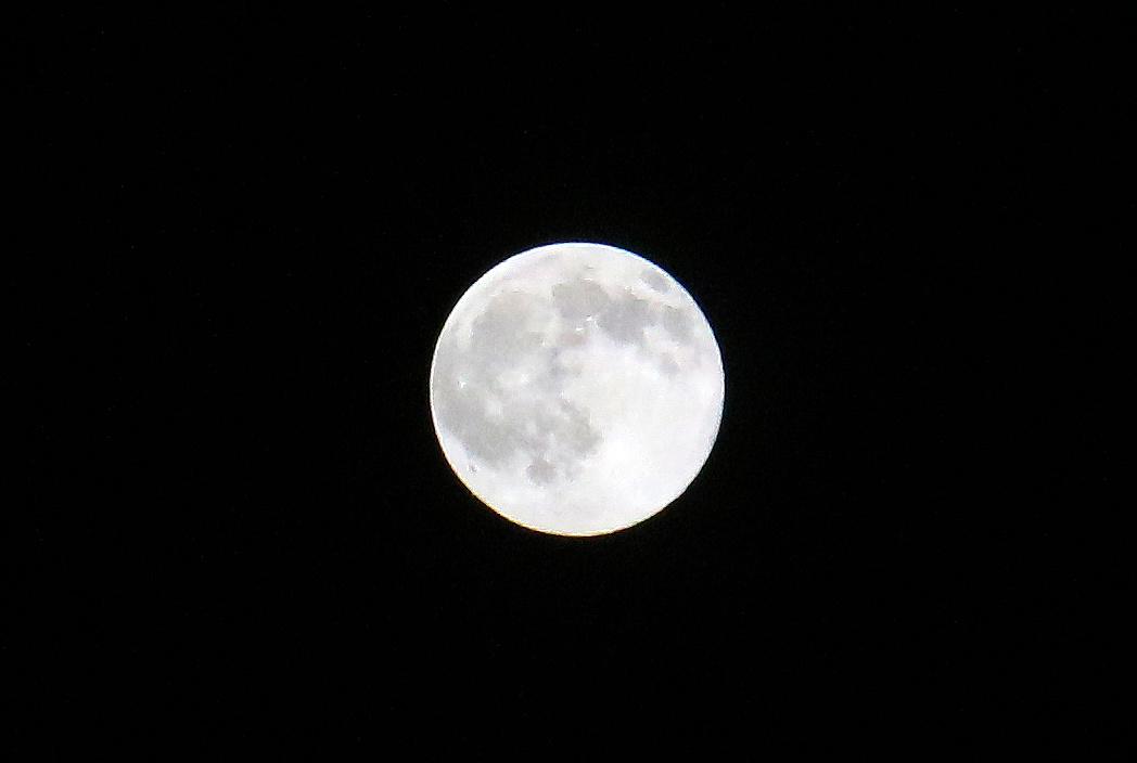 月亮|摄影|风光|qinglen - 原创作品 - 站酷 (zcool)