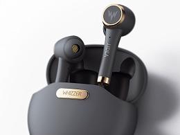 威泽TP1真无线耳机