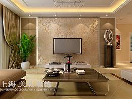 郑州升龙又一城135平方三室两厅现代简约风格装修样板间
