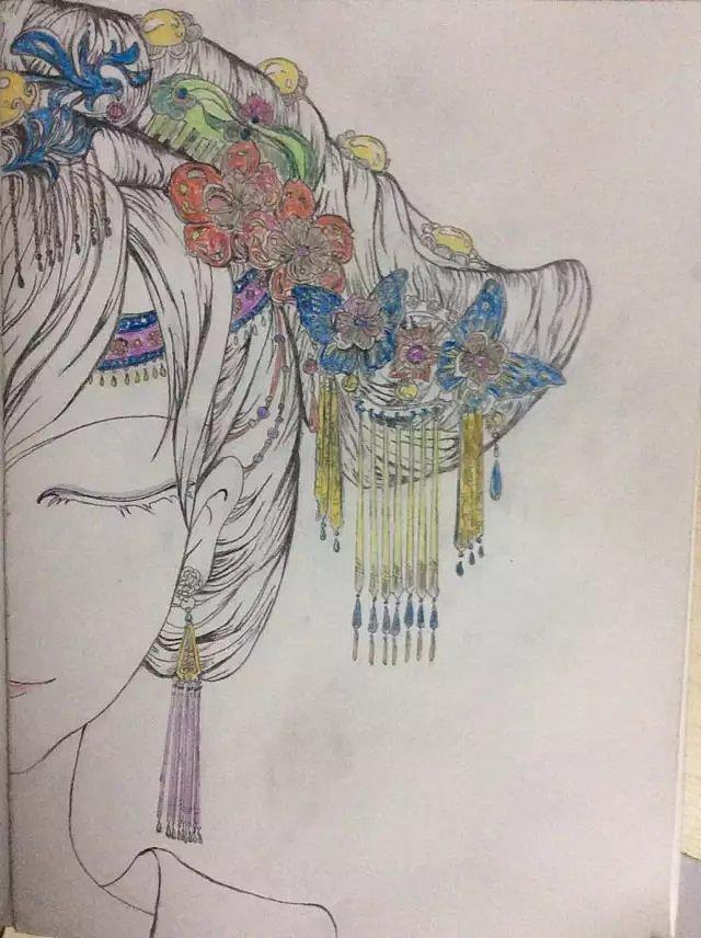 手绘铅笔练习