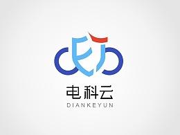 云数据logo设计