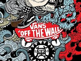 2019 #Vans艺术家# 艺术TEE图案征集活动
