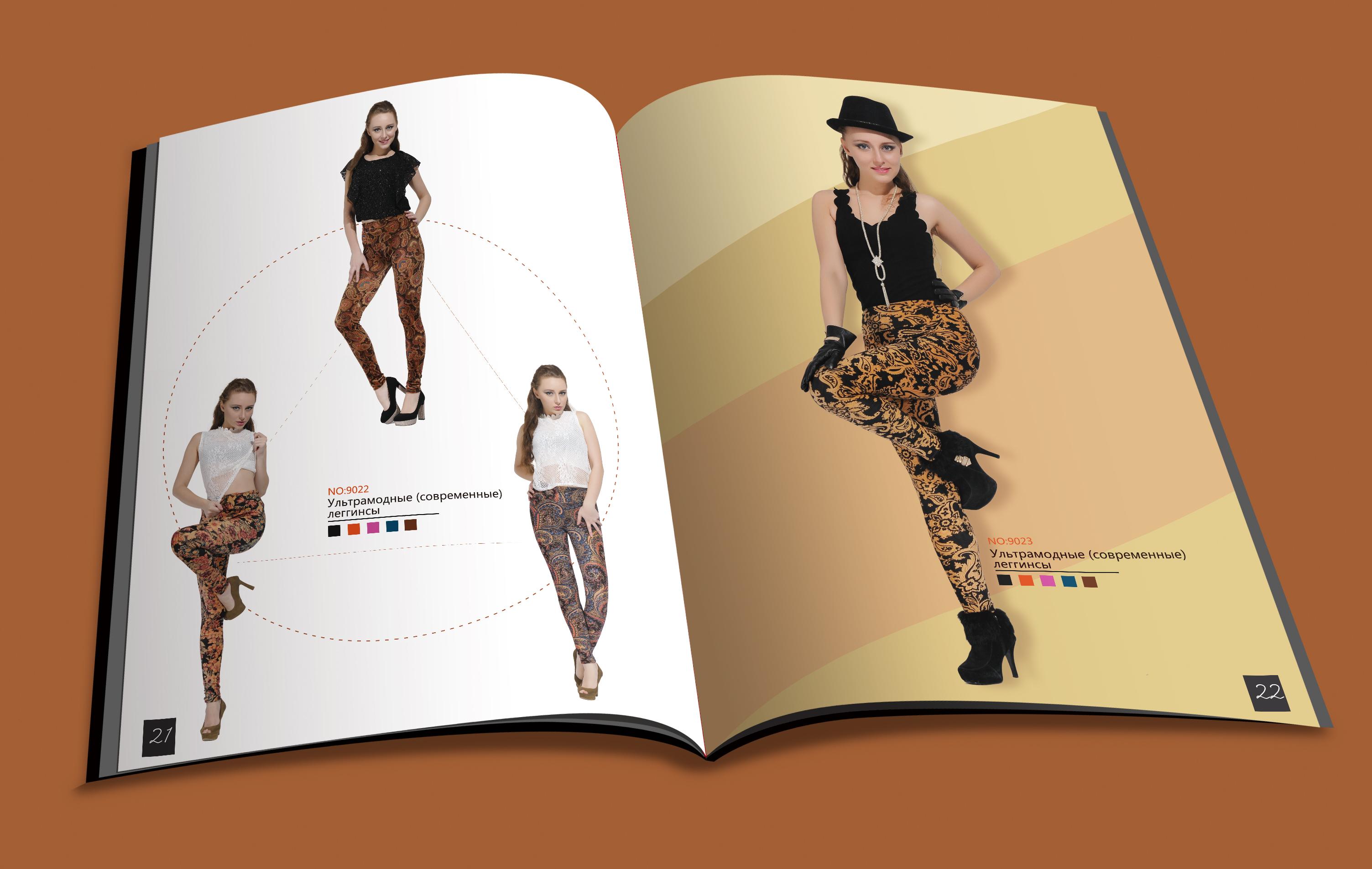服装画册设计有什么好的网站可以欣赏的图片