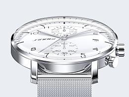 SINOBI男款手表描述详情页