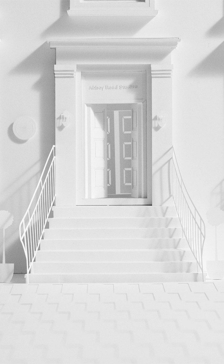 帅动漫白纸画的_玩转纸雕之城|手工艺|其他手工|尹利帅 - 原创作品