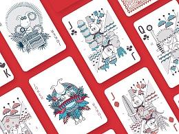 16号星球新年文创产品插画设计