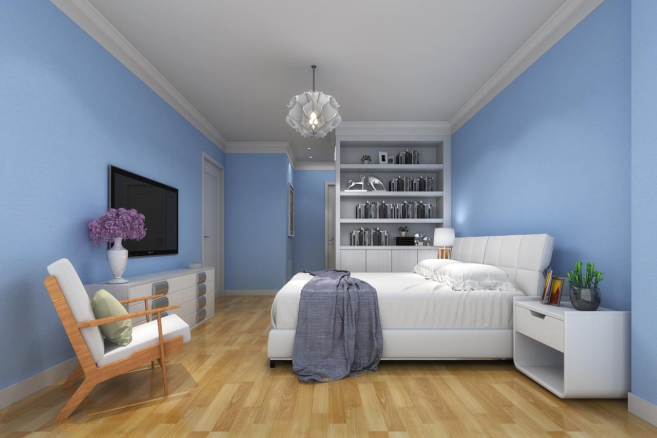 商品房家装效果图设计|三维|建筑/空间|长不大的小