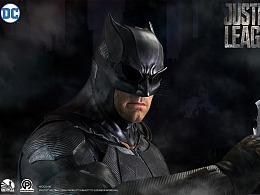 开天DC系列,1/1蝙蝠侠半身像