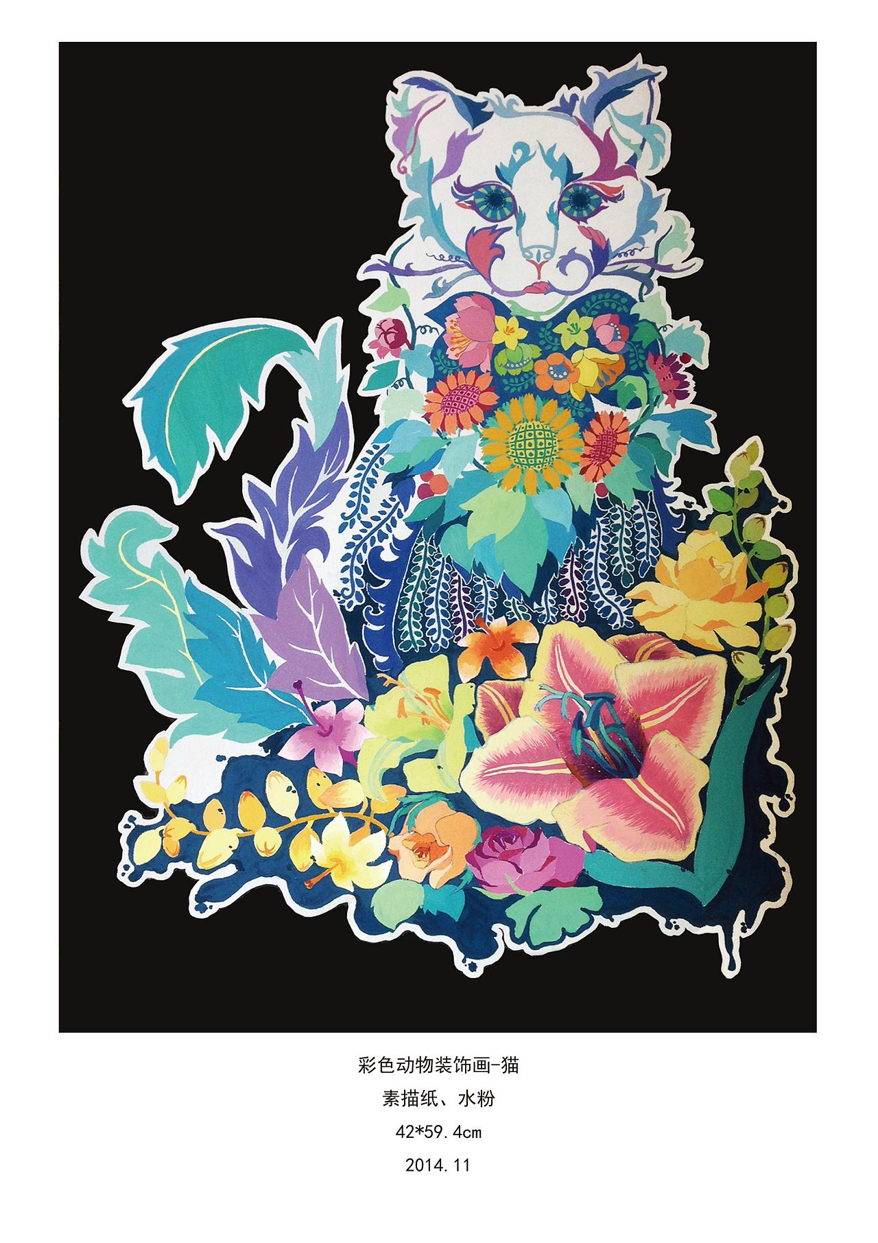 动植物装饰画系列