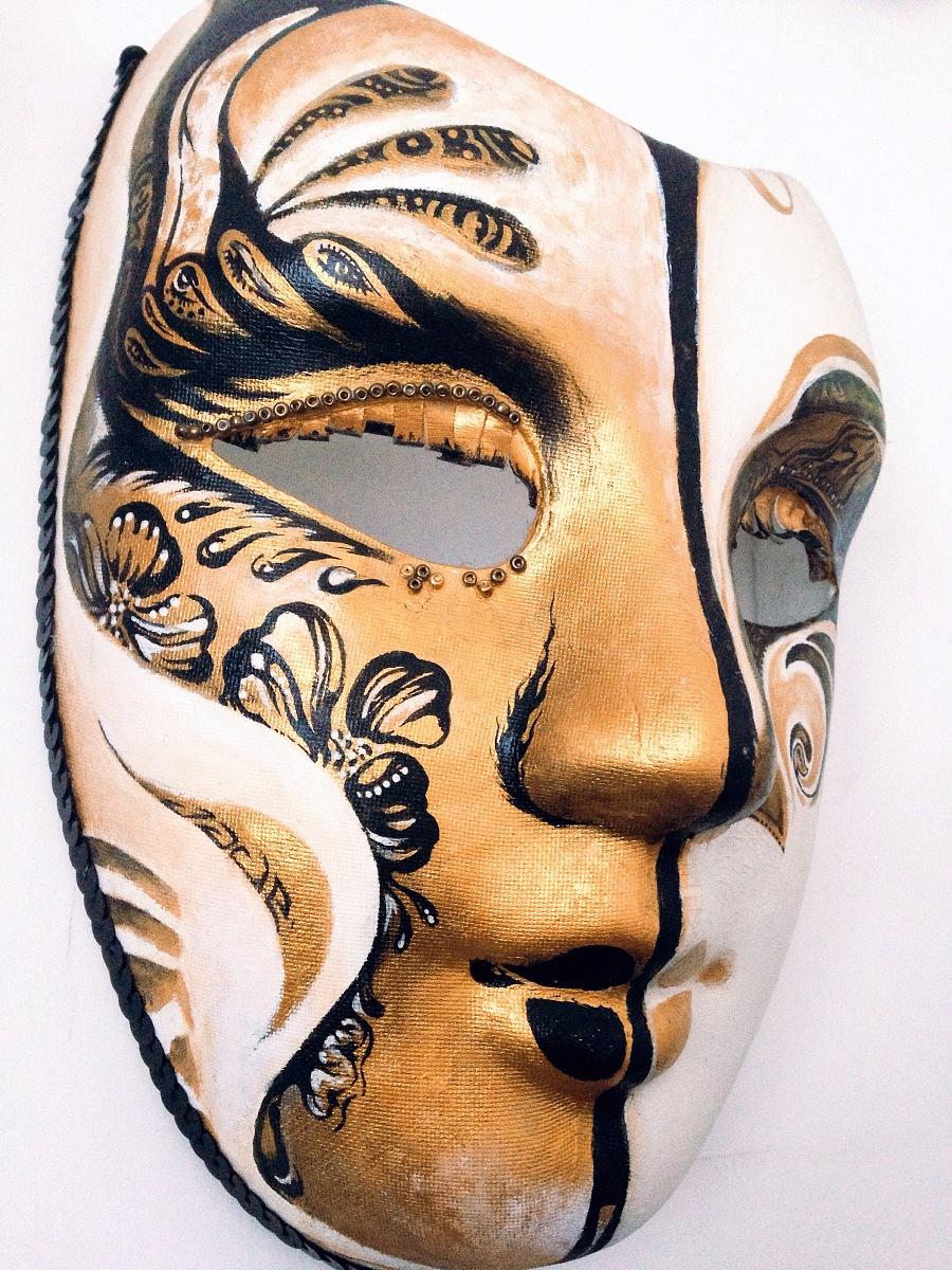 纸浆面具葫芦