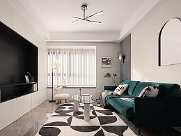 家的味道   运用色彩让空间更加趣味活力