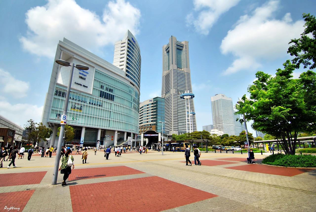 yokohama 横滨 roywang 摄影作品