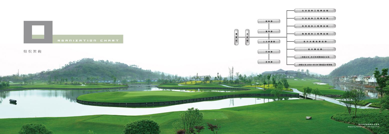 东方园林高尔夫事业部宣传画册