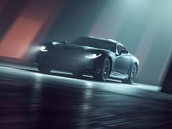 SRT Viper GTS - CGI & Retouching