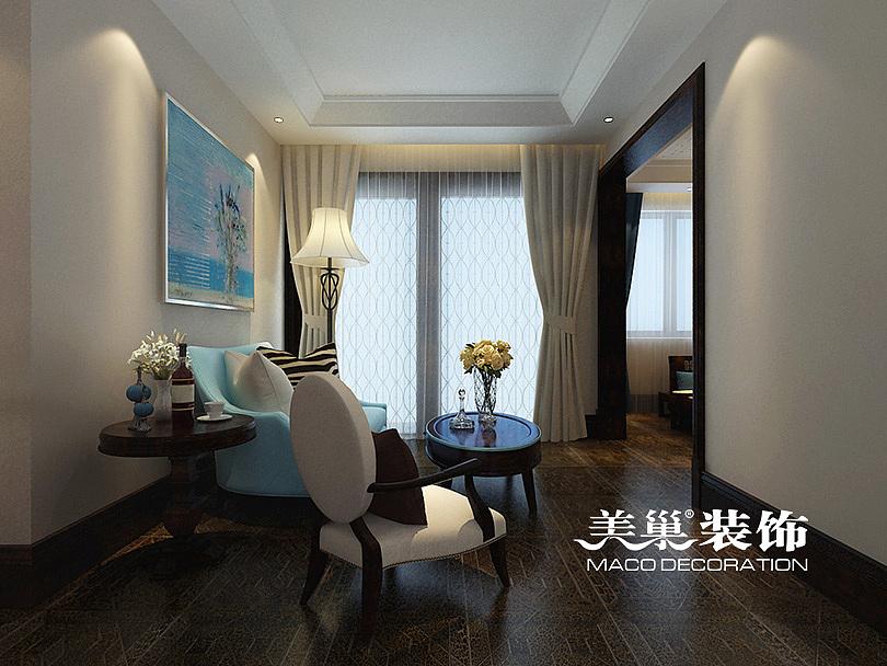 美巢喜欢:联盟楼梯装修462平-装饰新城v联盟区古典房屋装修设计图片大全图片