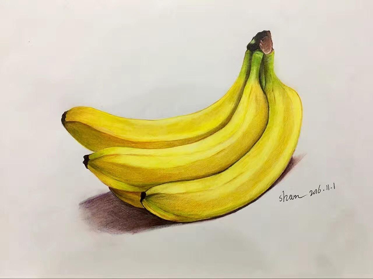 香蕉|手工艺|工艺品设计|猪头shan - 原创作品 - 站酷