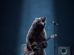 摇滚熊合成思路分享