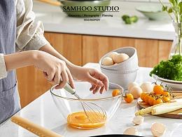 #美食 静物 产品# 三禾锅具 钛级天工系列