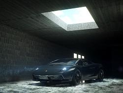 【OC渲染练习】各种车子渲染