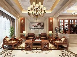 贵阳二楼装饰设计别墅别墅看到的可以从里面图片
