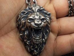 永远的王者——狮王挂坠