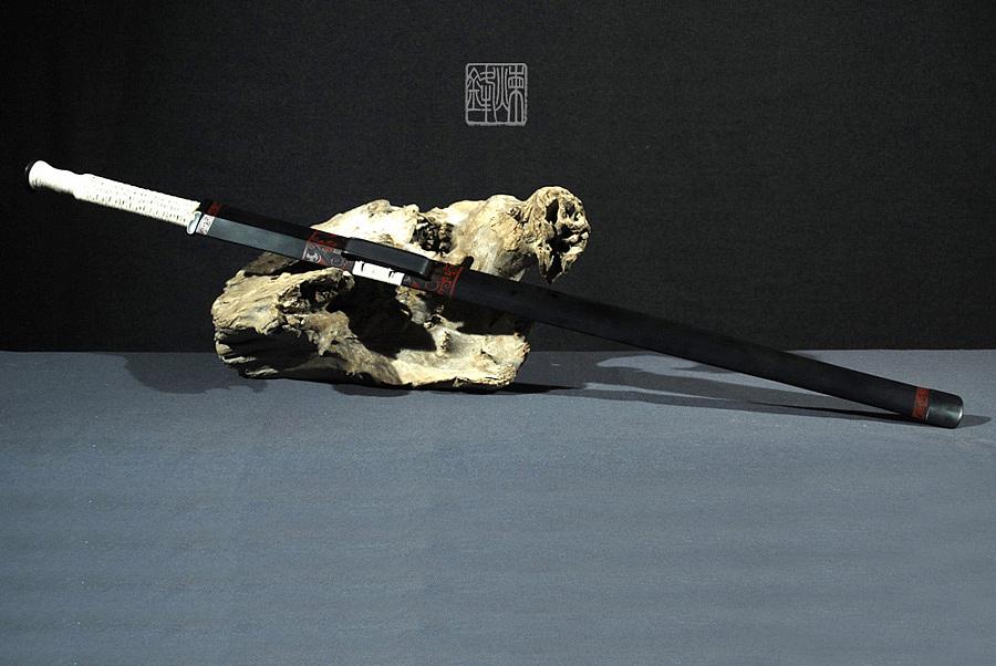 八面汉剑和唐刀囹�a_炼锋八面汉剑