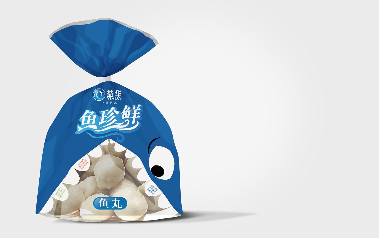 妙趣横生的塑料包装袋设计,不用多说,你懂