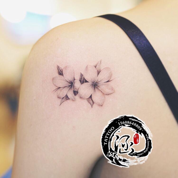 武汉纹身涵刺青,纹身图案,小清新纹身