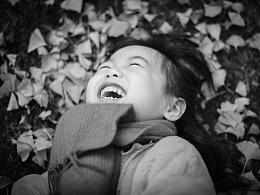微笑的秋天--黑白篇