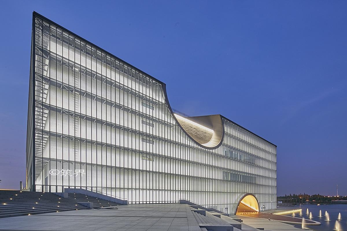 上海保利大剧院 摄影 环境/建筑 筑界建筑空间 - 原创