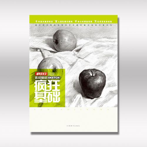 2013年疯狂教学高考美术书封面设计