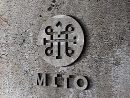 【迷图·密室 网咖 清吧】核桃VI品牌形象设计