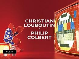 CG动画 | Christian Louboutin 跨界创意动画