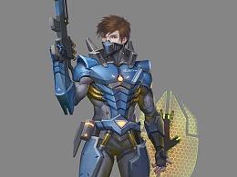 未来特种兵设计
