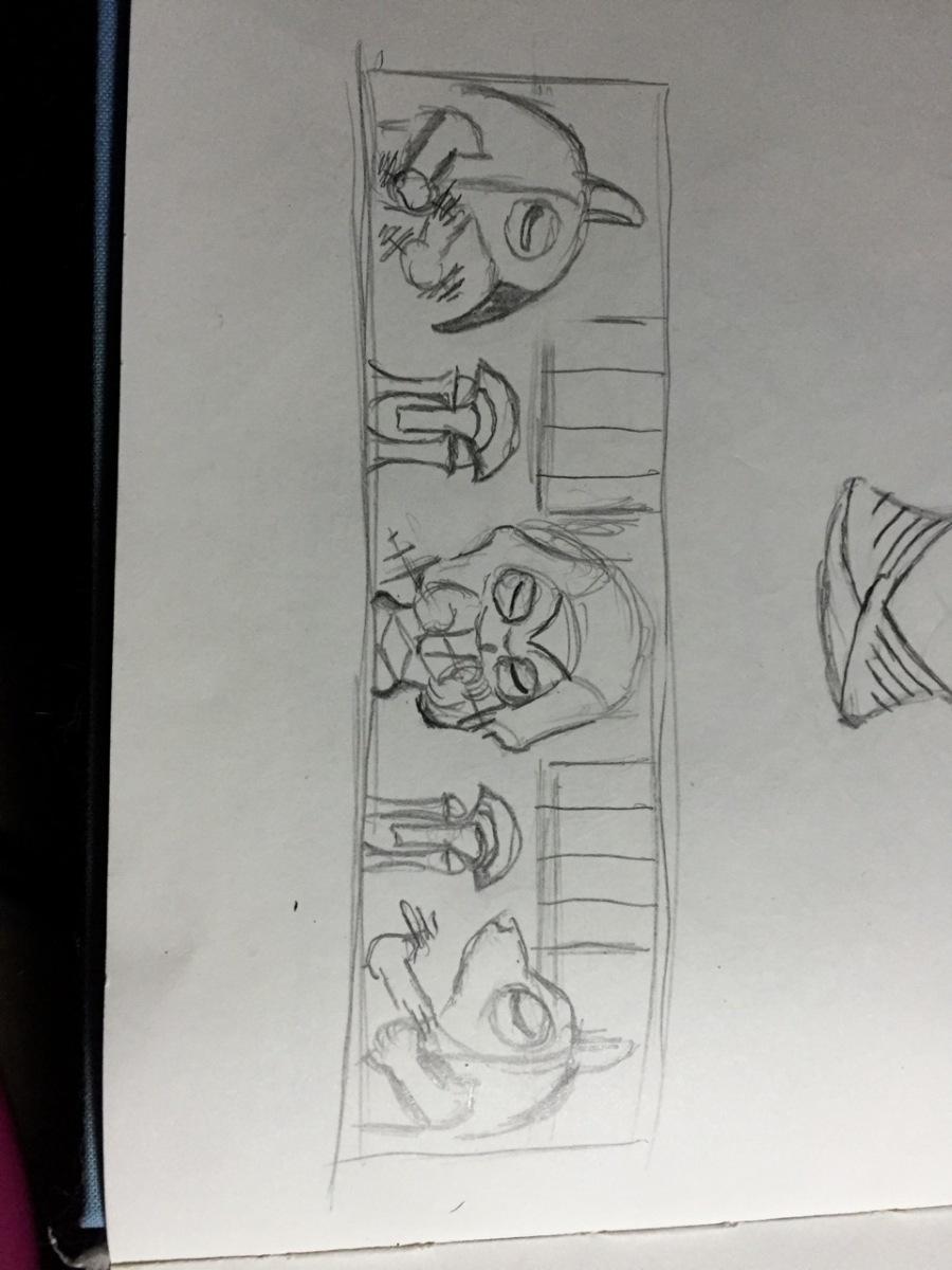 吉姆熊健身 埃及 法老元素 设计 其他绘画 插图片
